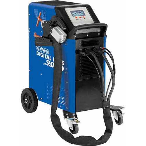 ������� �������� ������ BlueWeld Digital Plus 9000 Aqua