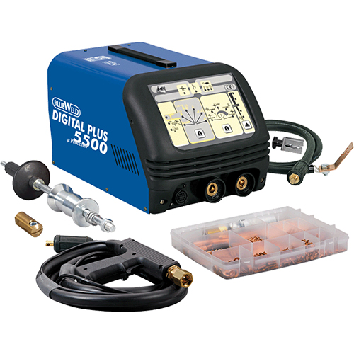 ������� �������� ������ BlueWeld Digital plus 5500 (220�)