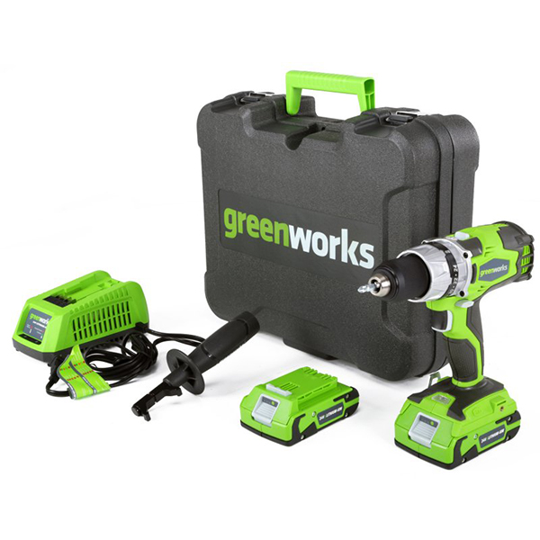 �������������� �����-���������� GreenWorks GD24DDK2X