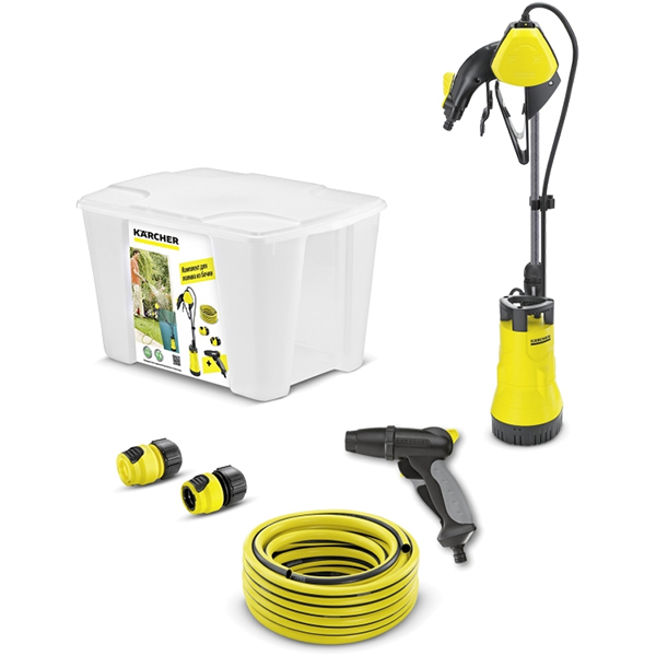Бочковой насос Karcher BP 1 Barrel Irrigation Set