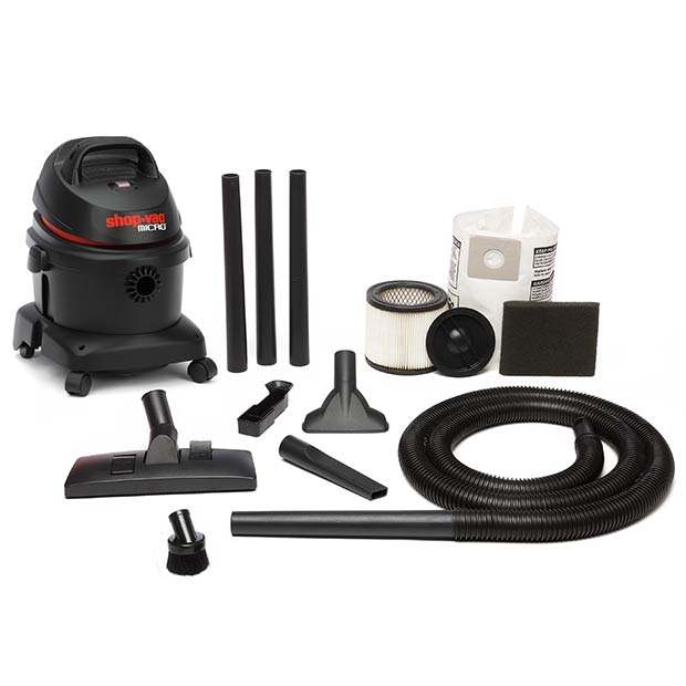 Пылесос Shop-Vac Micro 10 Portable