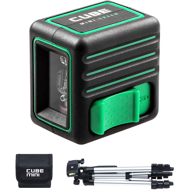 Нивелир лазерный ADA Cube Mini Green Professional Edition