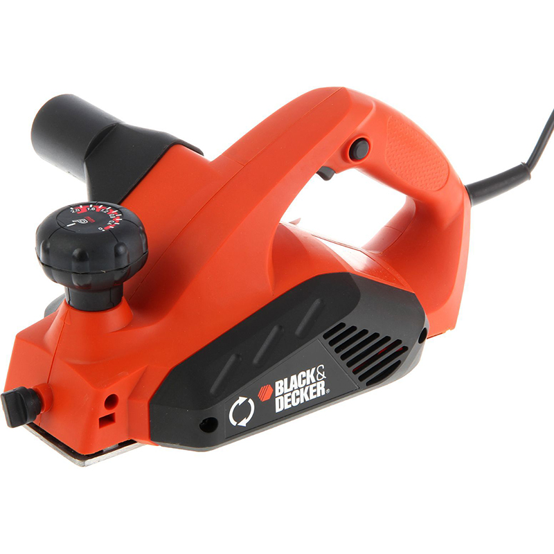 Рубанок Black&Decker KW712