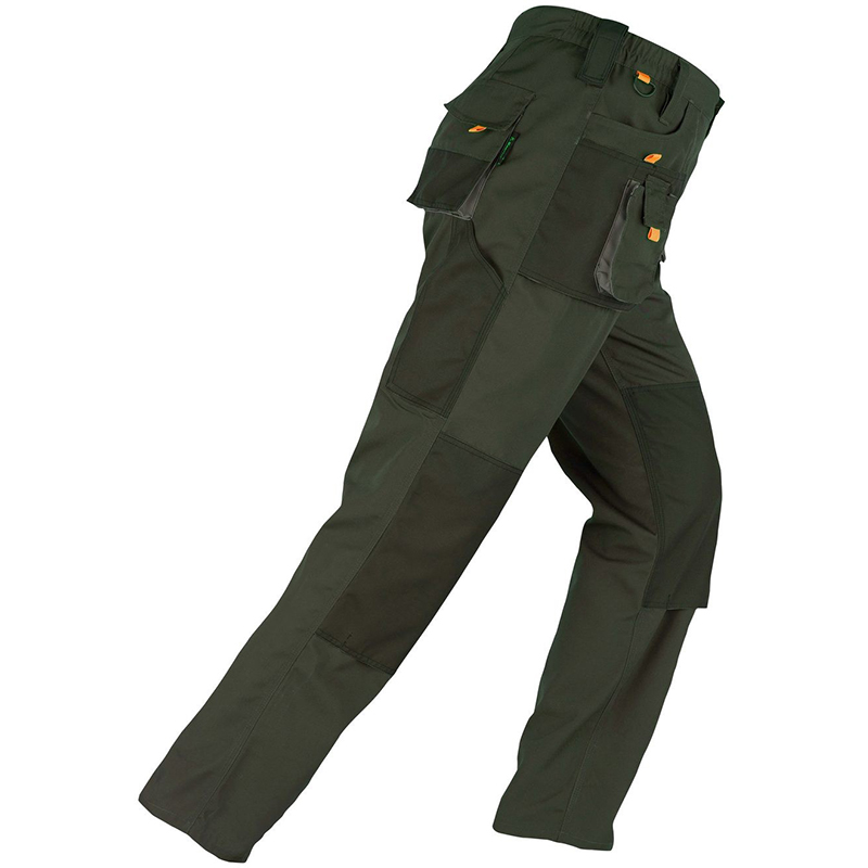 Брюки рабочие Smart Pants Green (XXL) Kapriol 31926